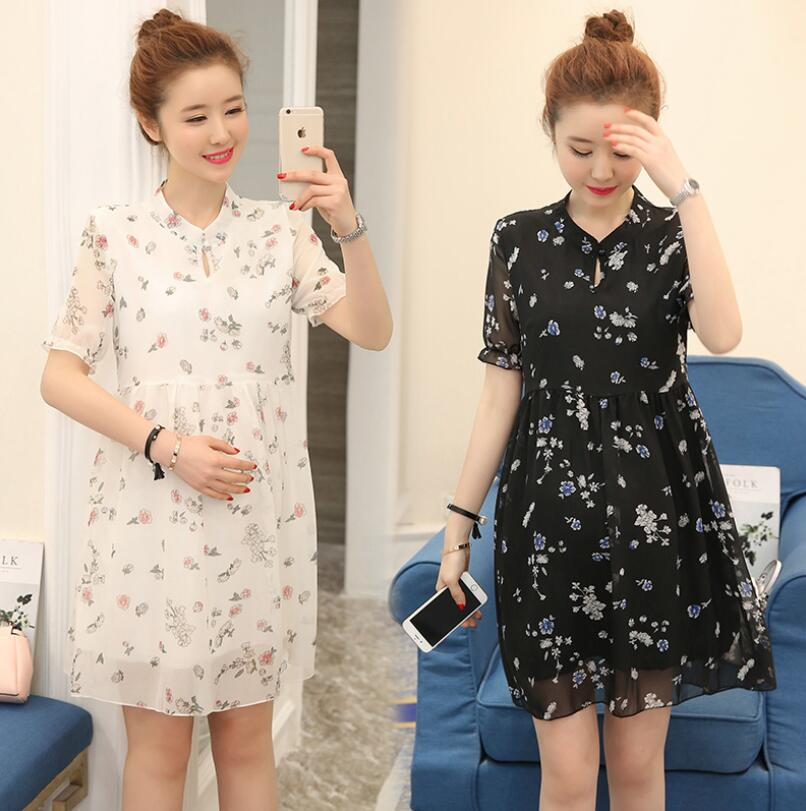 Printed women's two wear suspender dress sexy beach big swing skirt-in Blouses &  Shirts from Mother & Kids    1