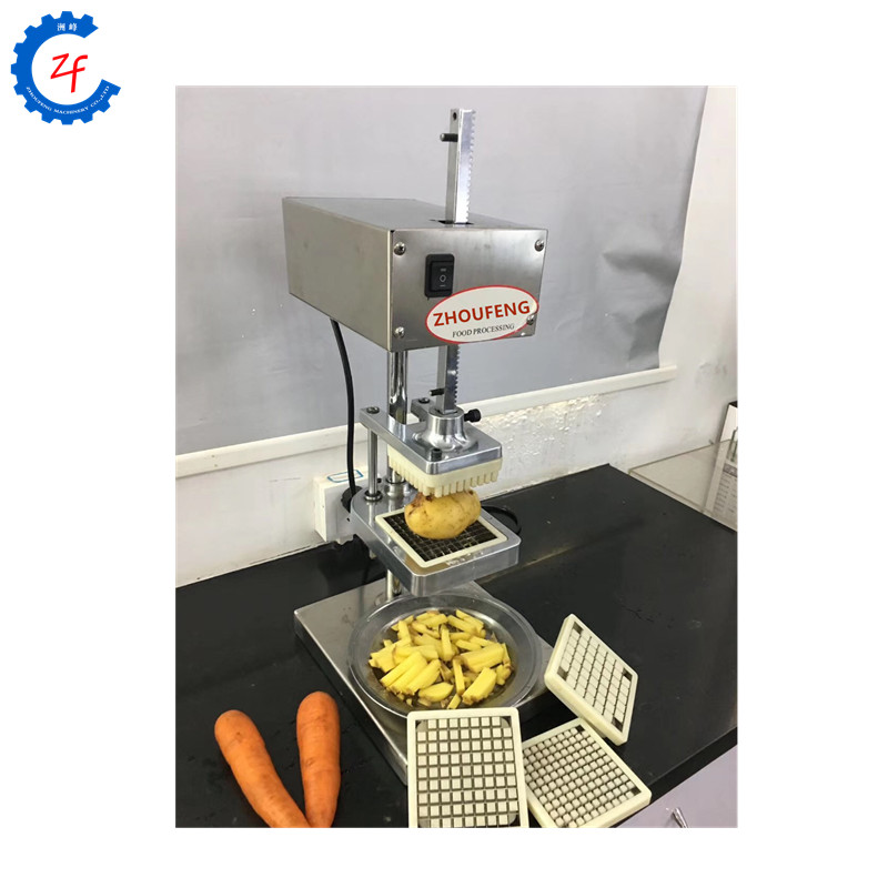 Machine à frites verticale électrique coupe-frites frites - 5