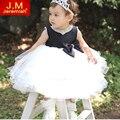 2015 New Girl Tutu Dress Kids Girls Beading Wedding Dress Party White Dress for Baby Girl 8085