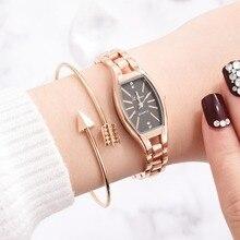 Elegant Steel Women's Watches