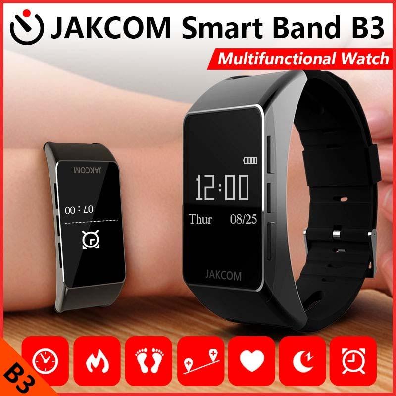 Jakcom B3 Smart Band New Product Of Smart Fitness Bracelet watch Wristband Heart Rate Watch For Xiaomi Mi Band Pulse 1S Sma Band