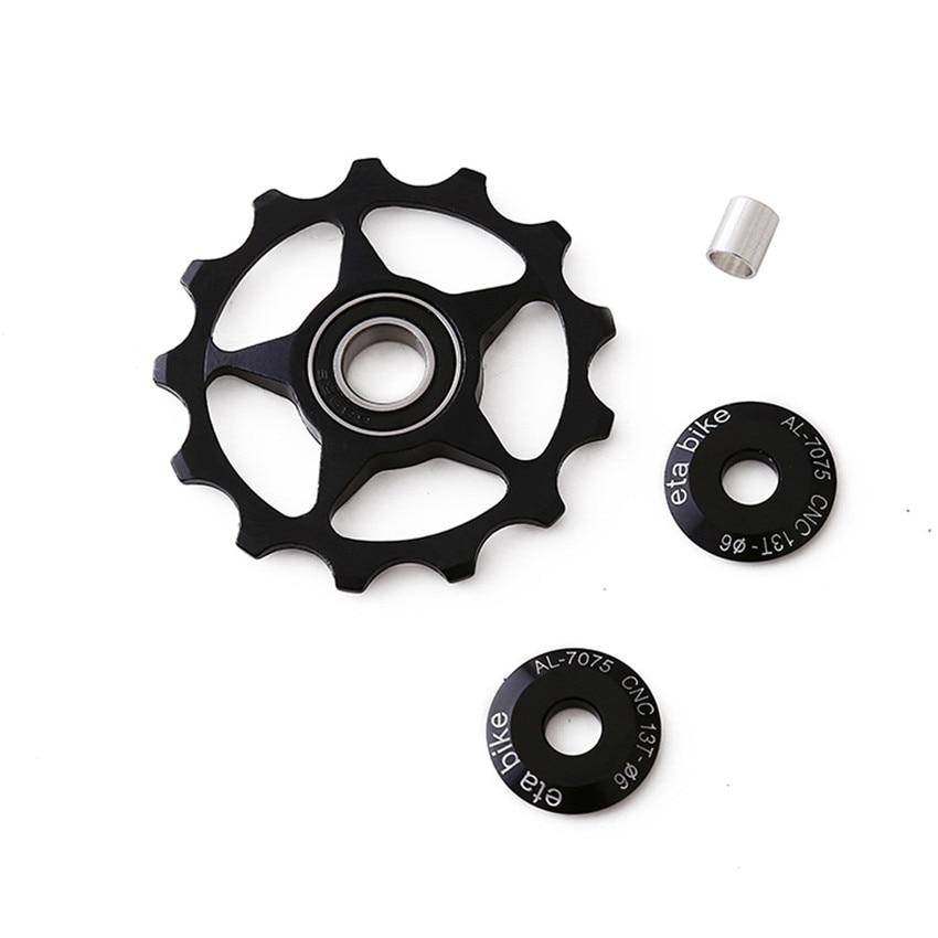 Derailleur Bearing Rear Pulley Jockey Wheel Bicycle Accessories Useful