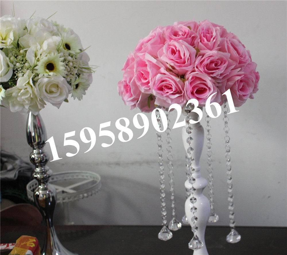 SPR 30cm 10pcs / lot - 새 도착 실크 결혼식 파티 장식을위한 장미 꽃 공 키스 여러 색상을 사용할 수