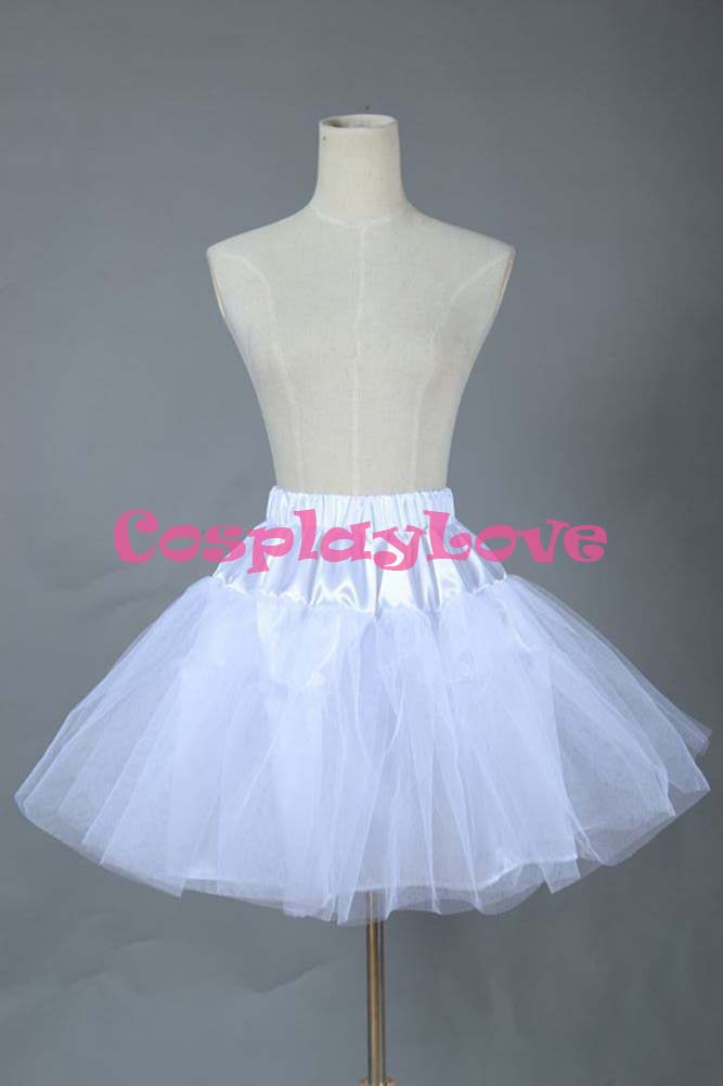 petticoat for maid lolita dress stock for halloween christmas bithday cosplaylovechina mainland - Halloween Petticoat