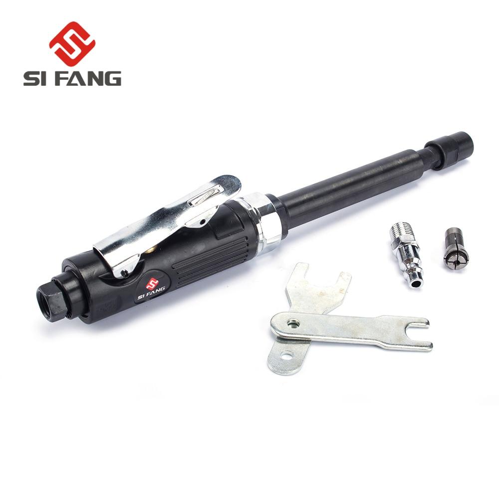 Die Pneumatic Grinding Tool 22000RPM Air Mill Air Engraving Carving Grinder Machine Extended Pneumatic Pen