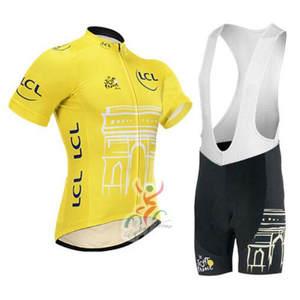 2015 4 colors Tour De France Team Short sleeve Cycling jersey d32bf28fa