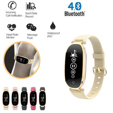 Smart Watch Women Smart Watch Phone Wristband Fitness Tracker IP67 Waterproof Sport Heart Rate Sleep Monitor For Android IOS S3 lego city городская больница 60204