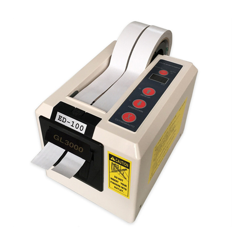 ED-100 Automatic Scotch Tape Dispenser/Automatic Packing Tape Dispenser,Can cut two adhesive tapes at the same timeED-100 Automatic Scotch Tape Dispenser/Automatic Packing Tape Dispenser,Can cut two adhesive tapes at the same time