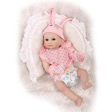 Nouveau beau lapin bébé plein silicone bébés reborn poupées jouets le meilleur cadeau d'anniversaire cadeau pour enfant enfant baignade douche jouets