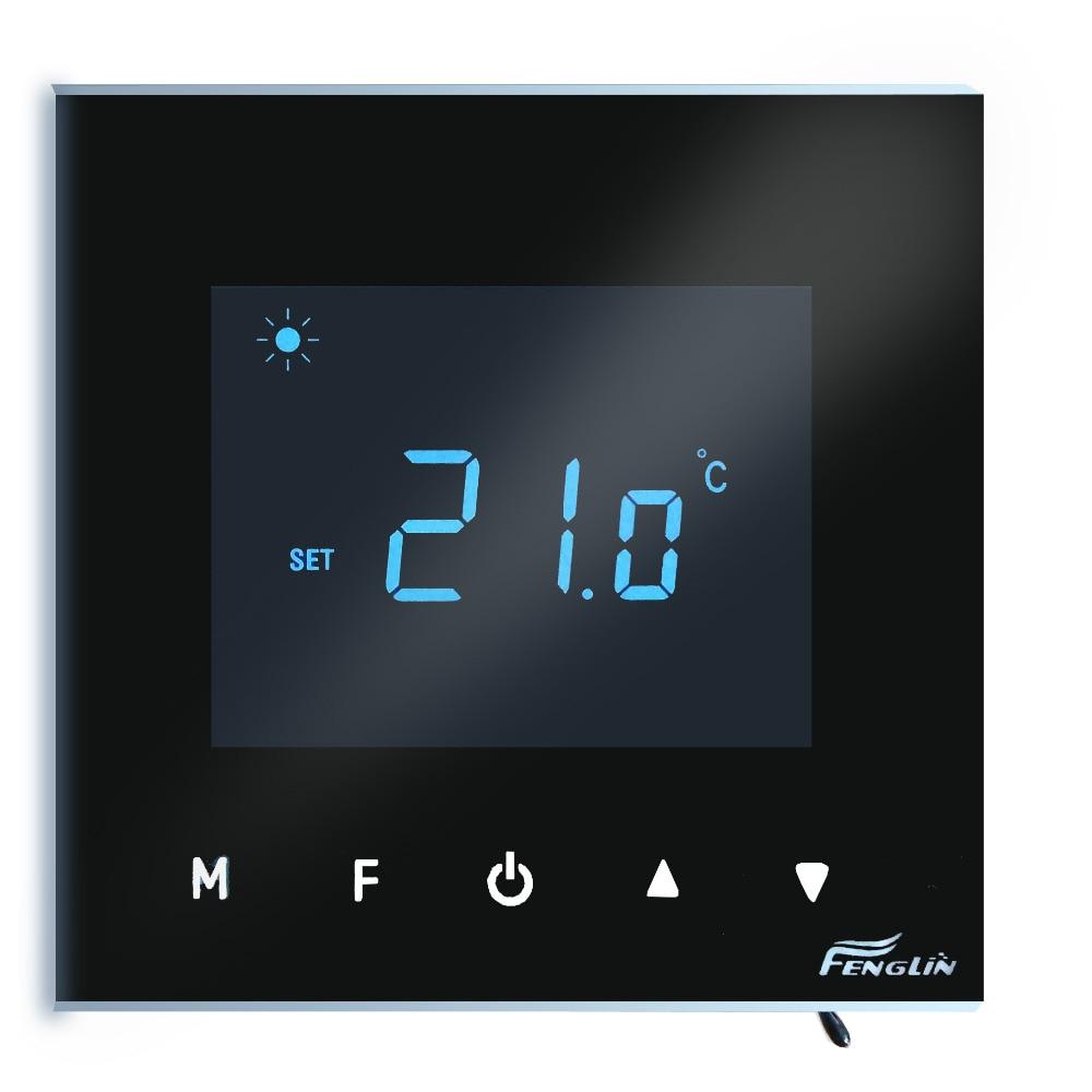 control de temperatura 3 pines zócalo de base terminales Tip Top 2 un. Termostato de caldera