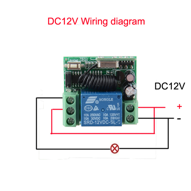 Remote Control 12v Dc Switch Wiring Diagram Trusted Wiring Diagram