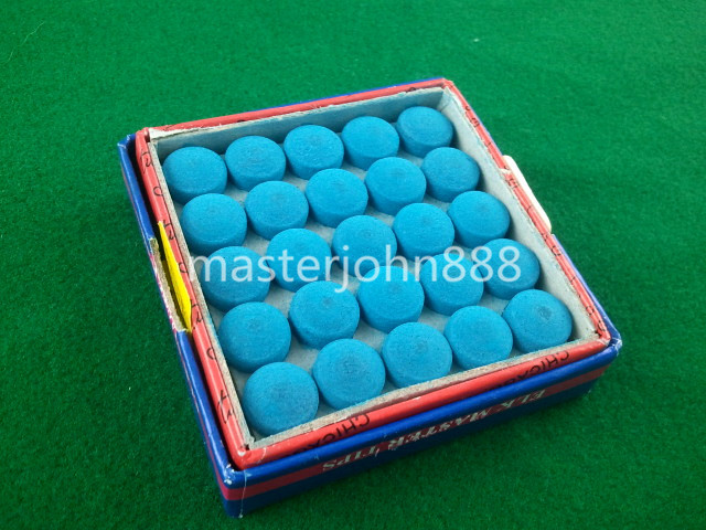 50pcs Glue-on Pool Billiards Snooker Cue Tips 10mm Free Shipping Wholesales