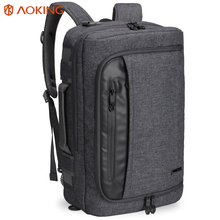 Aoking Männer Rucksack für laptop Große Kapazität Multifunktionale College School Rucksack Business BagsBackpack Designer Rucksack
