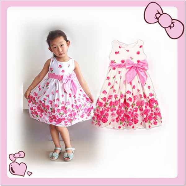 a186cb587ad COCKCON-Toddlers-Kids-Girls-Sleeveless-Dress-Floral-Bow-Party-Dress-Sundress-Clothes.jpg
