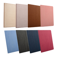 Smart Stand Holder For Ipad Air   2  /Air   1   Luxury Wood Grain Leather   Tablet   Case For iPad 5/6 Auto Sleep/Wake up Ultra Thin Cover