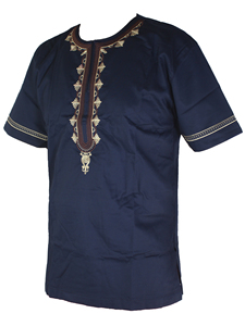 Image 3 - 2019 Novo roupas Masculinas bordado roupas desgaste muçulmano africano dashiki Africano
