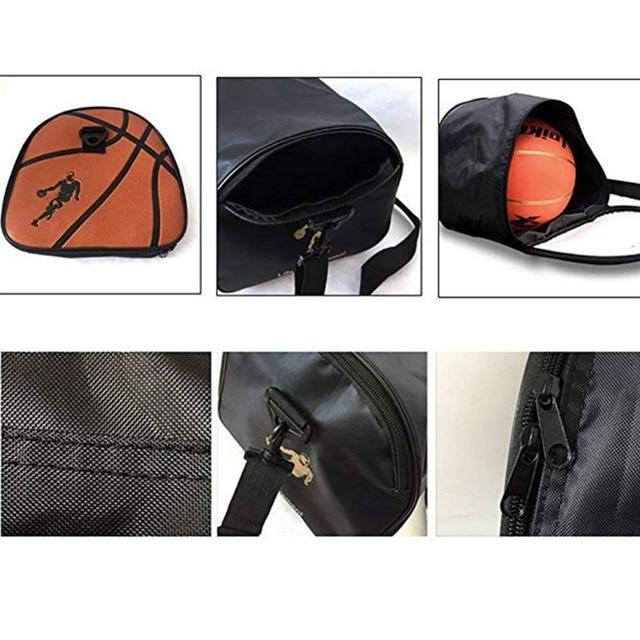 Jeebel Basketball Bag Messenger Bag Soccer Sports Bags Kids Football Kits Waterproof Volleyball Basketball Bag 5