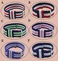 2016 DT-Dv0101 nueva DW lujo marca de ocio par de nylon correa para los hombres y las mujeres reloj de pulsera de banda