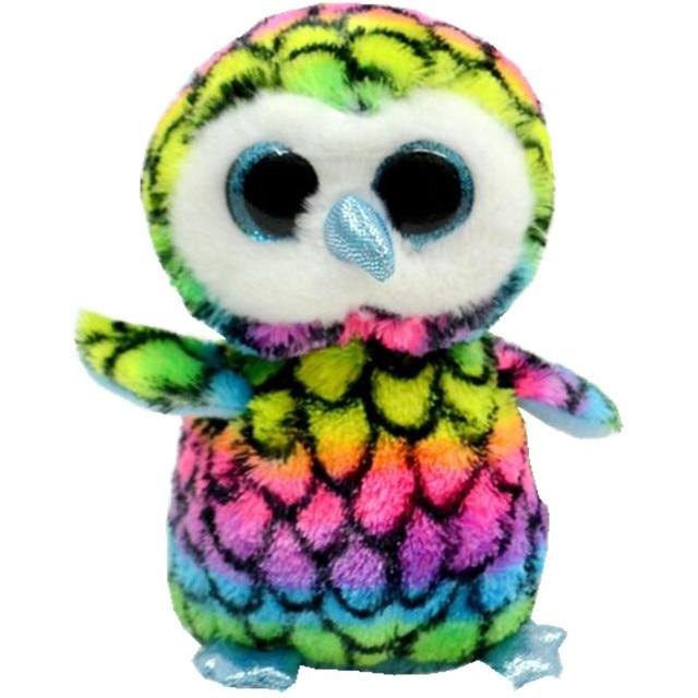 Animal Owl Stuffed Barn