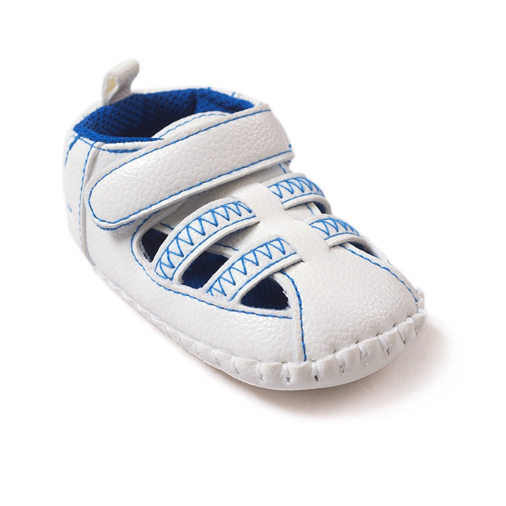 Summer spring Pu leather baby boy shoes sandals 0~18 month newborn shoes 11.12.13cmTX001