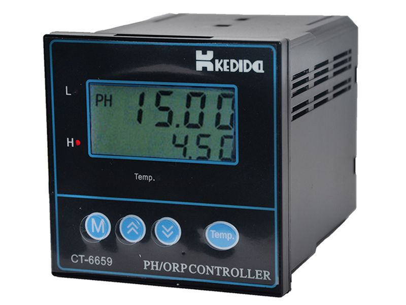 Smart Industrial PH/ORP Controller Accuracy 0.01PH 1mV pH Value Measurement Tester ORP Analyzer ORP Detector With ATC Function цена