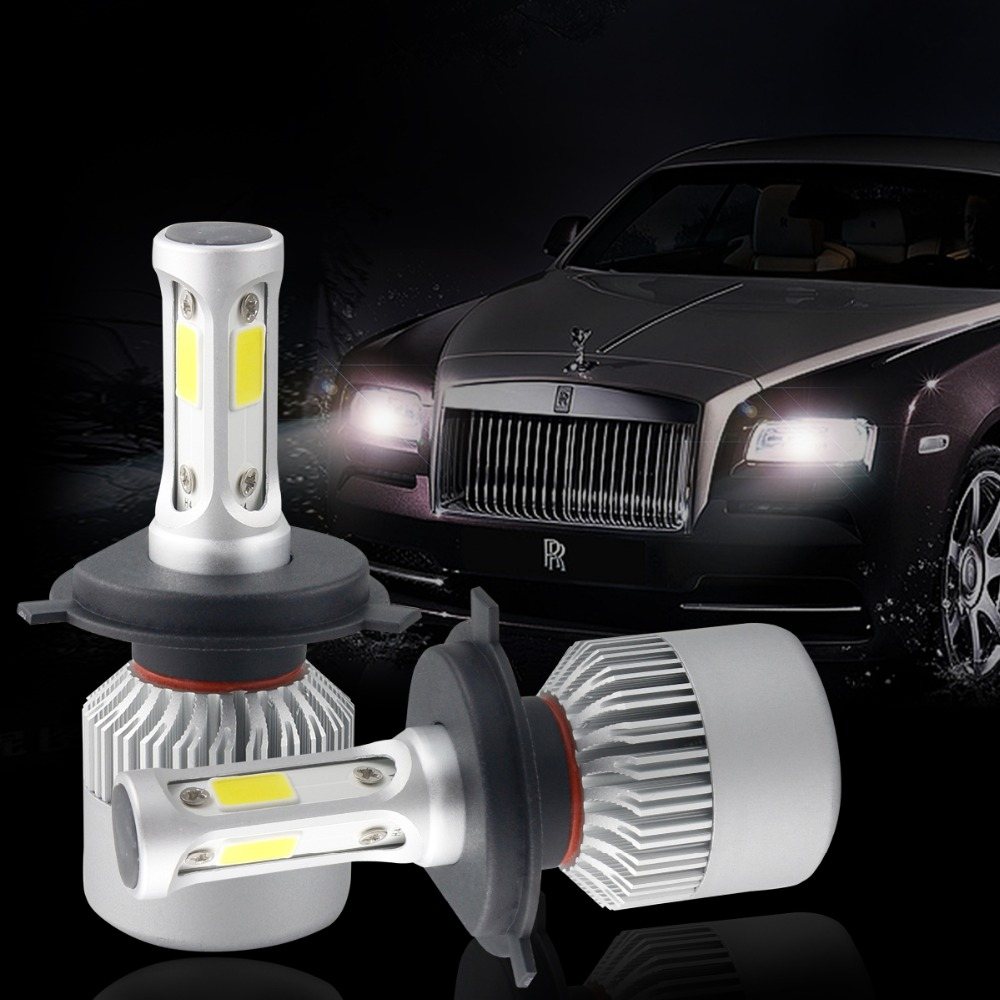 s2 h4 h7 led phare ampoule car led headlight bulb auto. Black Bedroom Furniture Sets. Home Design Ideas