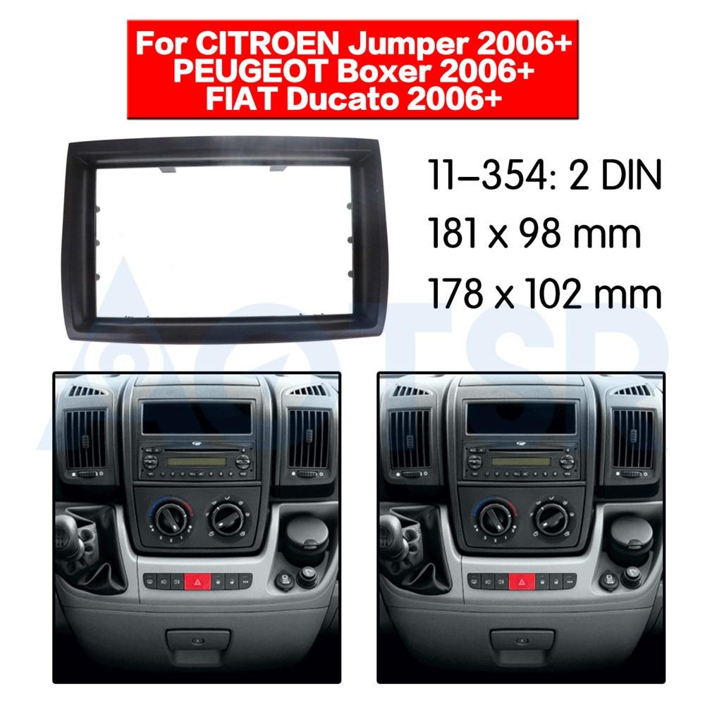 Best Top 10 Citroen Jumper Radio Frame Brands And Get Free Shipping 350l830k