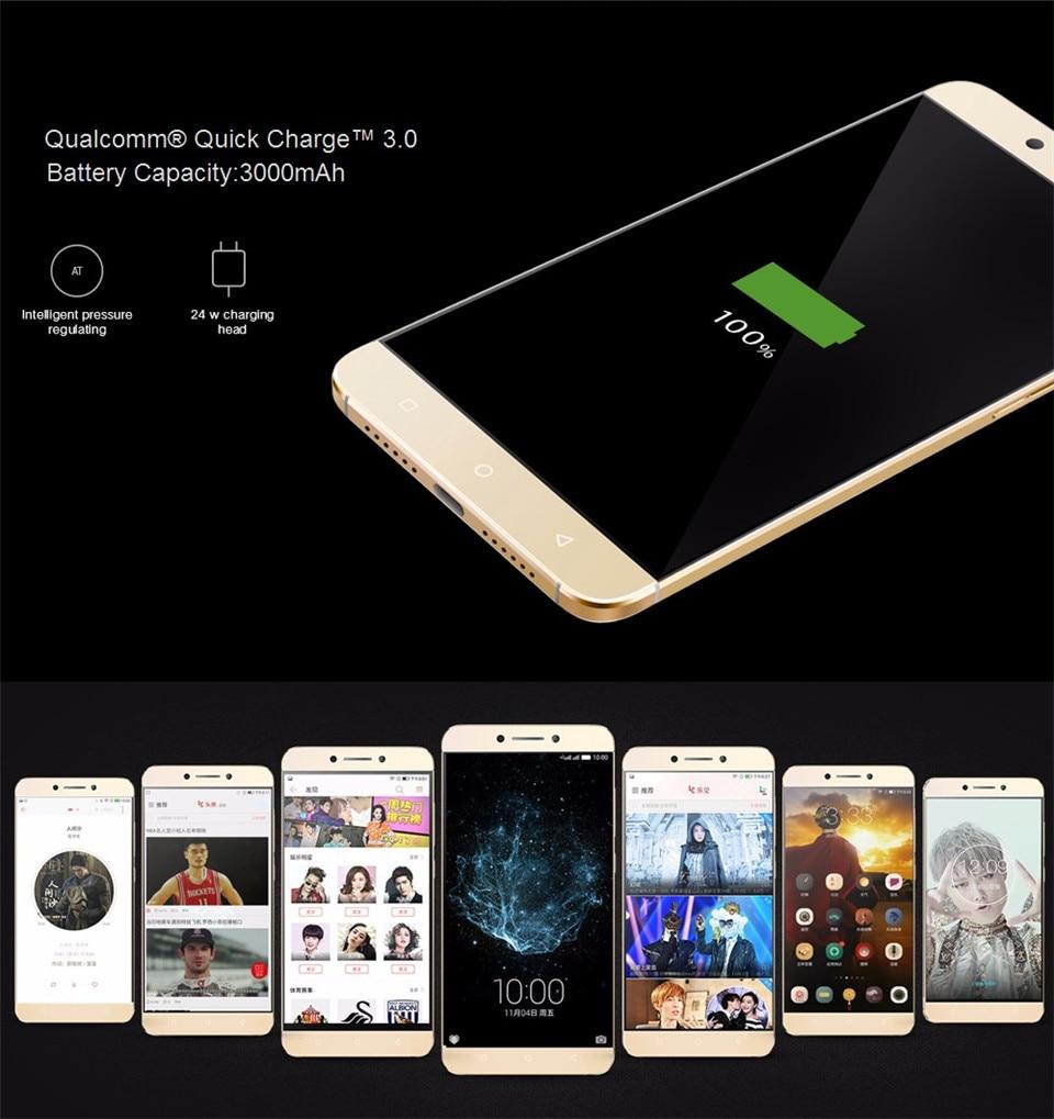 Letv X626 Leeco Le S3 Metalbody Android 60 Fdd Lte Mobile Asus Zenfone 3 Zoom S Ze553kl 55ampquot 4 64gb Phone Deca Core 23g Dual Sim 55fhd 4g Ram 21m Fingerprint In Phones From