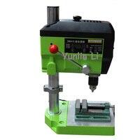 Мини электрический DIY дрель переменной скорость Micro дрель фрезерный станок 220 В 680 Вт 5168E