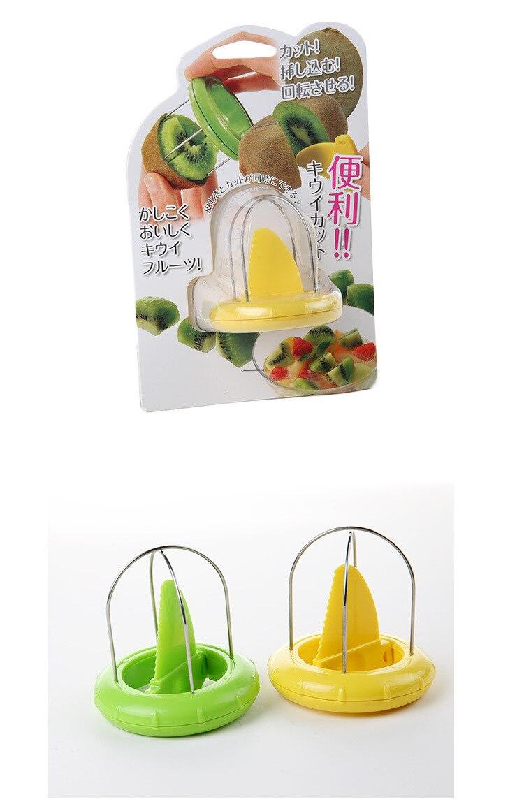10 pcs/lot Creative Fruit Vegetable Peeler Tool Stainless Steel Kiwi Fruit Peele
