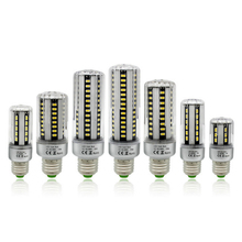 E27 Lamp E14 Led Corn Light 85-265V Bulb 5W 7W 9W 15W 20W 25W SMD5736 Energy saving High Brightness