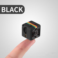 SQ11 Mini Camera HD Camcorder HD Night Vision Mini Camera 1080P Aerial Sports Mini DV Voice Video Recorder