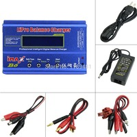 J34 Free Shipping Imax B6 Lipo Nimh Nicd RC Battery Balance Charger Discharger AC Adapter 1set