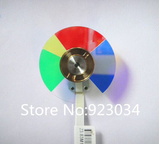 Wholesale Projector Color Wheel for Optoma EP776 Free shipping free shipping wholesale original projector color wheel for optoma gt720 with three months warranty