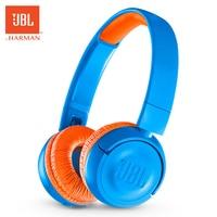 JBL JR300BT Children Headset Bluetooth Wireless Headphones Headset Students Low Decibel Exclusive Headsets For Children