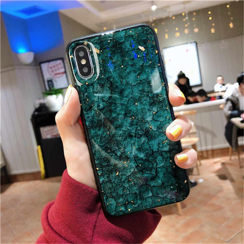 Untuk Samsung Galaxy M10 M20 M30 A10 A20 A30 A40 A50 A70 A90 Marmer 3D Berlian Mengkilap Stand Mode Rambut bola Lanyard Cover Case