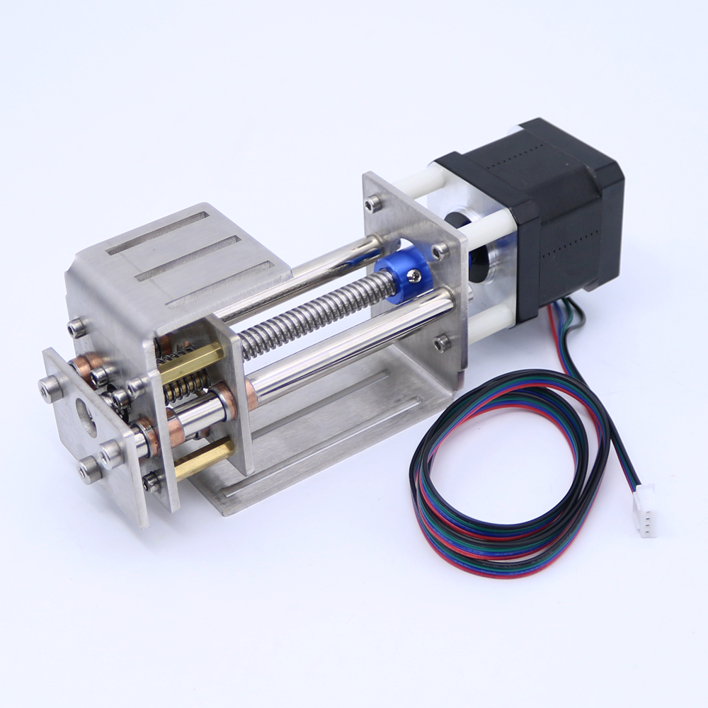 Z Axis Sliding Working Table DIY Milling Linear Motion for CNC Engraving Machine