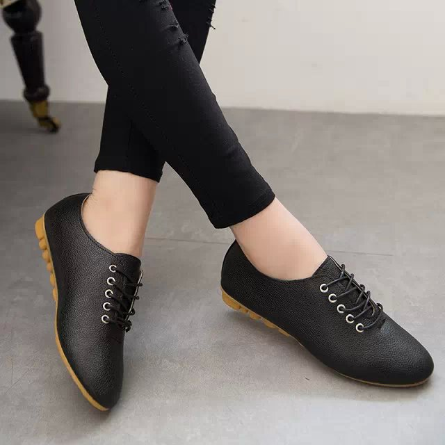 Zapatos negros de primavera oficinas para mujer 6EfSWkrHNm