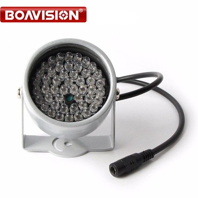 48 светодиодный осветитель Света CCTV ИК инфракрасного ночного видения для камеры наблюдения