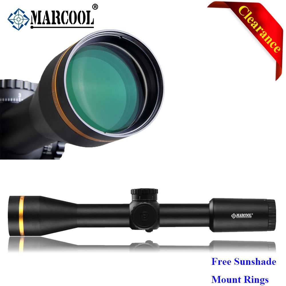MARCOOL 8x44 SF Airsoft Guns Collimatore Obiettivo Telescopico Sight Rifle Scope Look Per Luneta Para Air rifle Ottiche da caccia