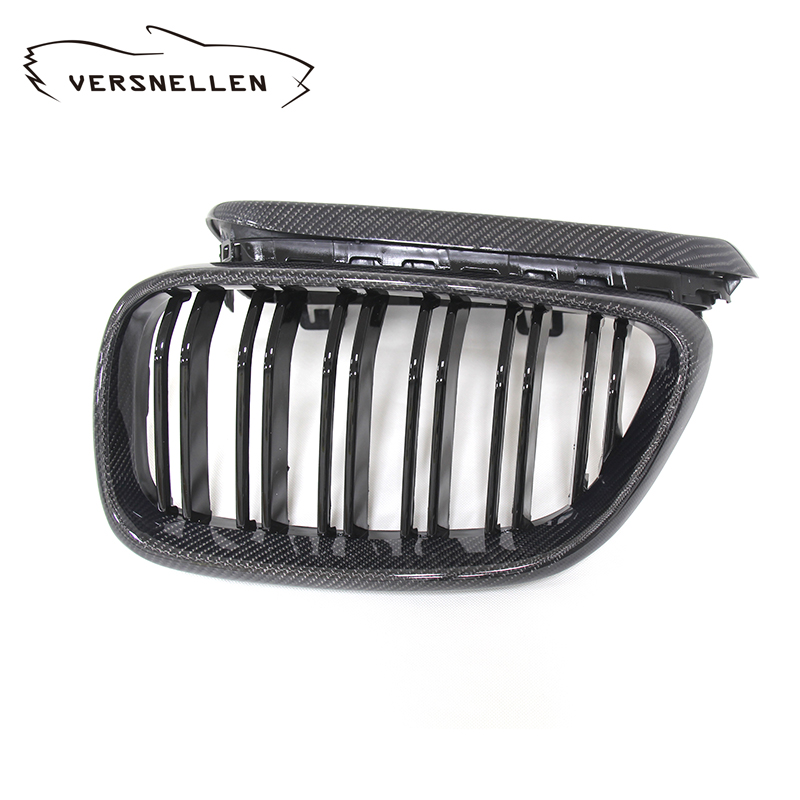 For BMW F22 F23 F87 M2 Carbon Fiber Front Grille 218i 220i 228i 2014 UP Replacement