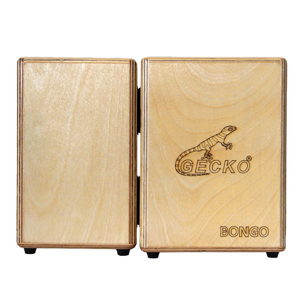 GECKO Бонг-2 CS087 Cajon сіямскія Box Барабаны / - Музычныя інструменты - Фота 2