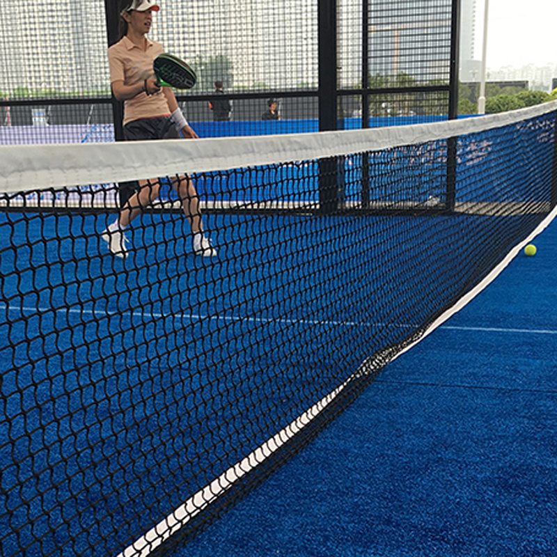 Portable Standard  Badminton Tennis Net Outdoor Professional Sport Training Square Indoor Foldable Tennis Ball Net 3.1 M*0.76 M