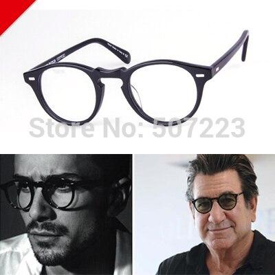 42f4825dea1 Freeshipping Vintage Optical Glasses Frame Brand Oliver Peoples Peck ov  5186 Gregory Eyeglasses for Women and Men Eyewear Frames
