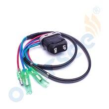 Контроль 82563-703-02 отделка и наклон переключатель для Parsun Yamaha подвесной пульт дистанционного управления коробка переключатель 703-82563