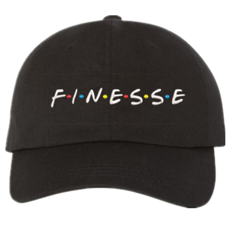 2017 new FINESSE Hat (slide buckle) fashion style vintage art dad cap seasons caps meme man women baseball cap man woman vintage military washed cadet hat army plain flat cap