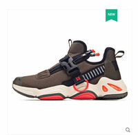 361 men's shoes sports shoes 2018 autumn and winter new 361 degrees men's fashion wild shoes retro running shoes