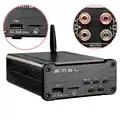 SMSL SA 36A Plus 30W TPA3118 Clase d Bluetooth AUX alta fidelidad Digital amplificador de potencia/Bluetooth/USB/AUX/TF tarjeta/U disco de entrada