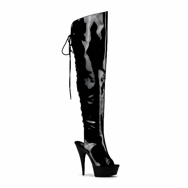15cm Hot Sexy Night Club boots Motorcycle Boots womens summer boots 6 inch high heel peep toe strappy thigh high stiletto boots15cm Hot Sexy Night Club boots Motorcycle Boots womens summer boots 6 inch high heel peep toe strappy thigh high stiletto boots
