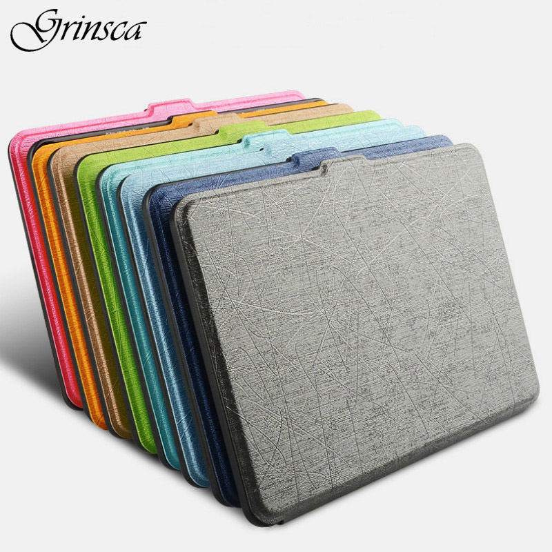 For Amazon Kindle Paperwhite 1 2 3 Ebook Case Business Ultra Thin Flip Sleep / Wake Protective Cover 6 inch Tablets Gift high quality cross pattern ultra slim folio leather case flip wake up sleep smart cover for amazon kindle paperwhite 1 2 3 6